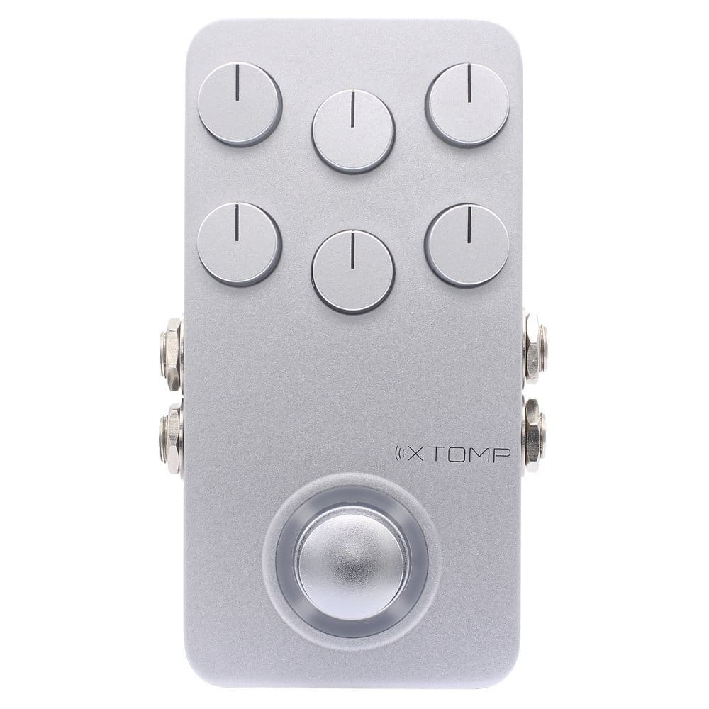Hotone XTOMP Bluetooth Guitar Multi-Effects Pedal by Hotone
