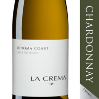 La Crema Sonoma Coast Chardonnay White Wine, 750ml