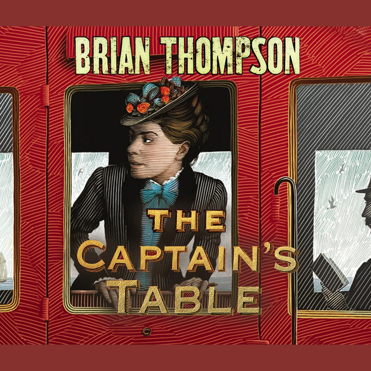The Captain's Table - Audiobook