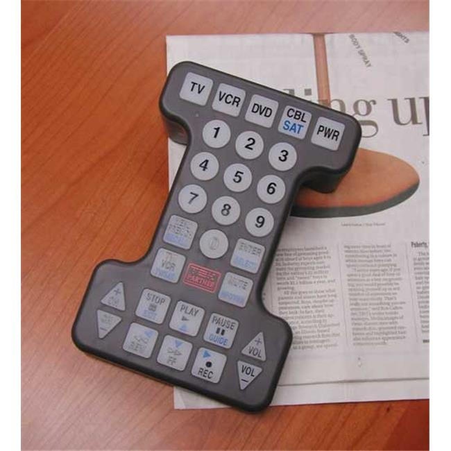 Cicso Independent Large Button Universal Remote Control