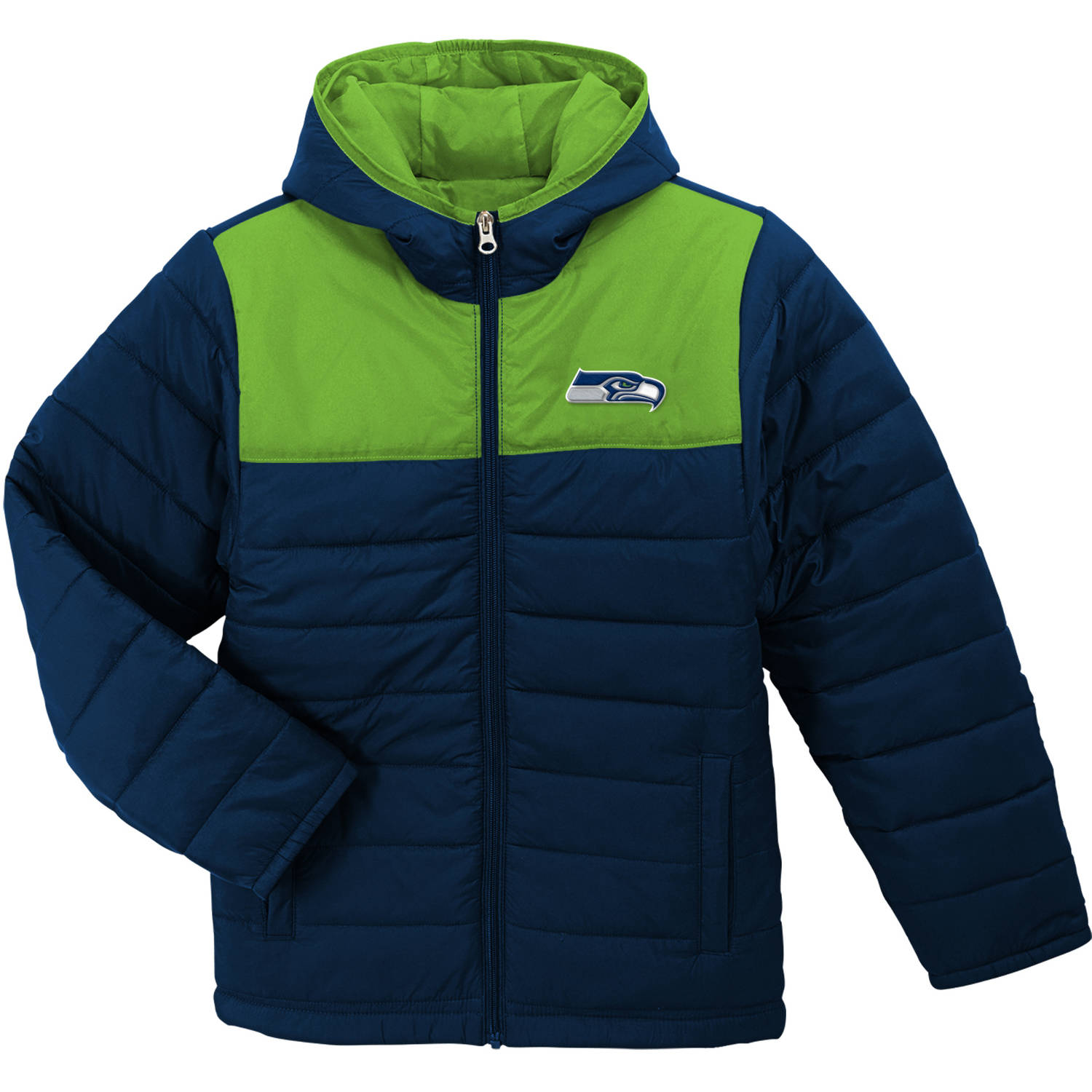 NFL Seattle Seahawks Youth Winter Jacket
