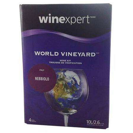 Wine Expert World Vineyard Italian Nebbiolo