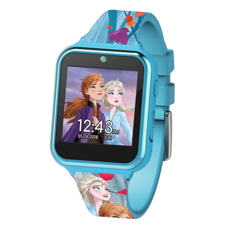 Frozen 2 iTime Interactive Kids Smart Watch 40 MM Now $28.99 (Was $49.99)
