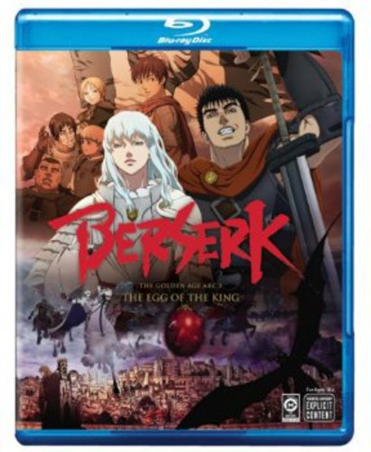 Berserk: The Golden Age Arc I: The Egg of the King (Blu-ray)