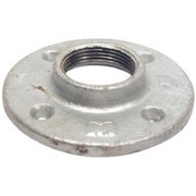 Pannext Fittings G-FLF15 1.5 in. Galvanized Floor Flange