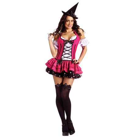 Small-Medium Sugar and Spice Witch Adult (Sporty Spice Costume)