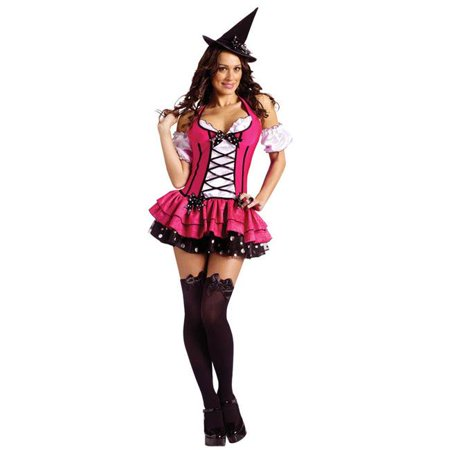 Sugar N Spice Witch Adlt Sm/Md - image 1 of 1