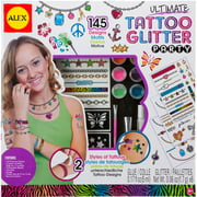 Ultimate Tattoo Glitter Party Kit-