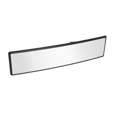300mm Convex Curve Interior Clip On Panoramic Rear View