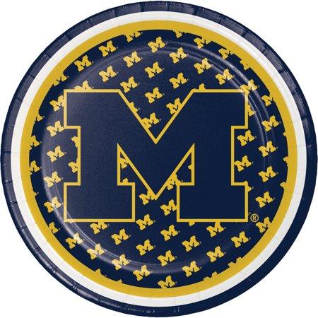 - University of Michigan 7
