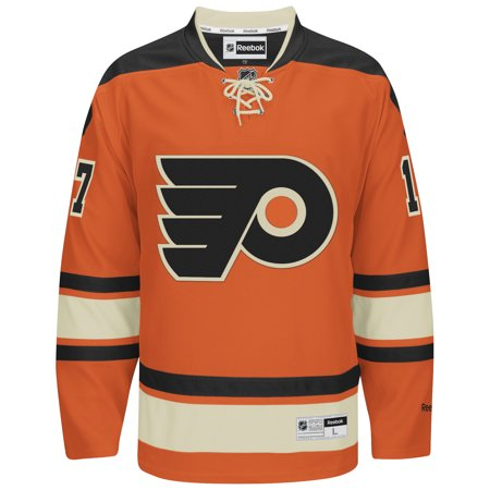8892b364 Wayne Simmonds Philadelphia Flyers Reebok Premier Replica Alternate NHL  Hockey Jersey - image 1 of 2 ...