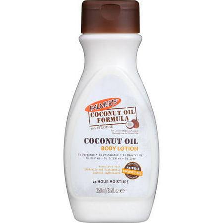 - (2 pack) Palmer's Coconut Oil Formula Coconut Oil Body Lotion, 8.5 fl oz