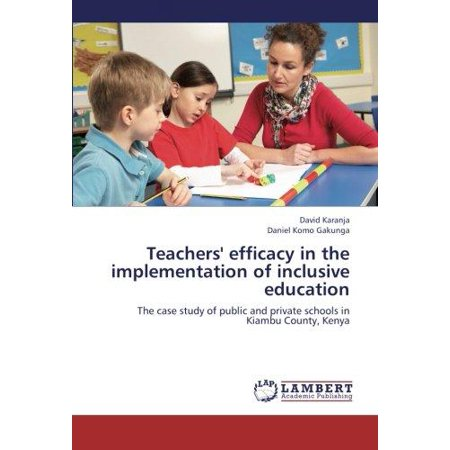Teachers Efficacy In The Implementation Of Inclusive Education