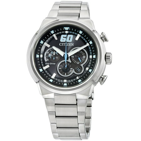 CITIZEN - Citizen Men s Eco-Drive CA4130-56E Silver Stainless-Steel  Eco-Drive Watch - Walmart.com c4845b92a1f4
