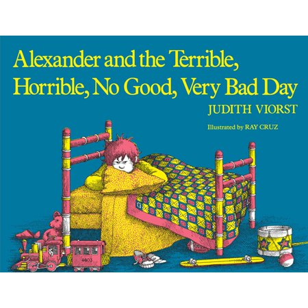 Alexander and the Terrible, Horrible, No Good, Very Bad Day (Bad Religion No Control)