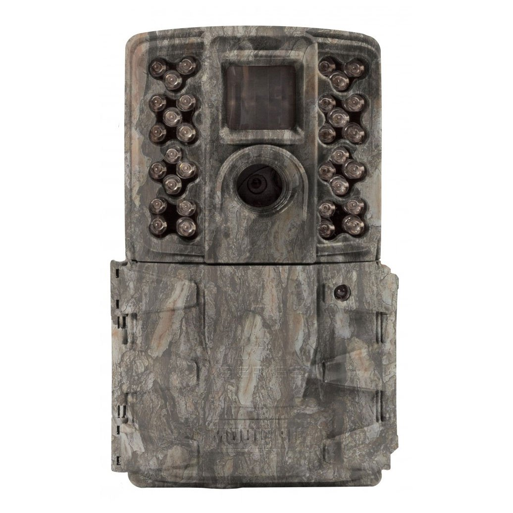 Moultrie A-40i Pro 14MP No Glow Invisible Infrared Game Trail Camera, Pine Bark