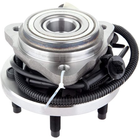 Front Wheel Hub & Bearing Assembly LH RH Side for 2003-2010 Ford Ranger/ 2003-2009 Mazda B2300 B4000/ 2003-2005 Ford Explorer Sport Trac - 4WD 4-Wheel ABS