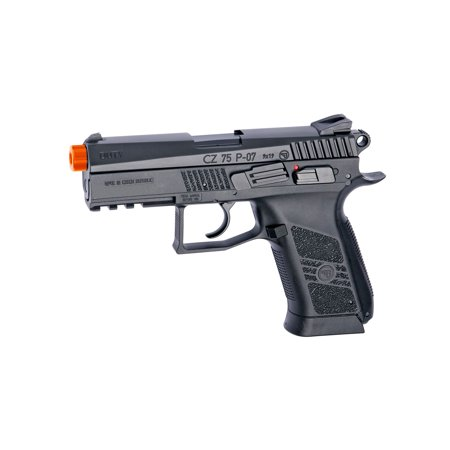 ASG CZ 75 P-07 Duty Airsoft Pistol, Non-Blowback