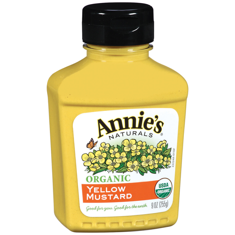 Annie's Naturals Organic Horseradish Mustard, 9 oz by Annie'S Naturals