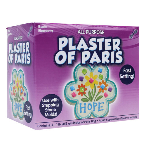Kids Craft Plaster Of Paris Box