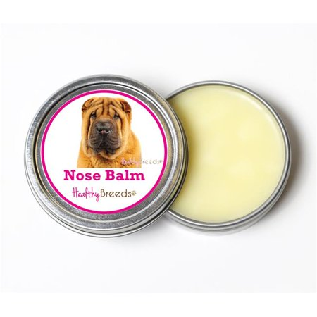 Healthy Breeds 840235190714 2 oz Chinese Shar Pei Dog Nose Balm