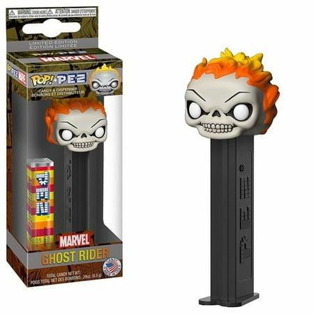 Funko Marvel POP PEZ Ghost Rider Dispenser - Ghost Prop