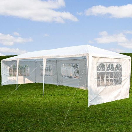 Sundale Outdoor 10x30 Ft Outdoor Canopy Tent Wedding Party