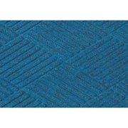 ANDERSEN 02210560412070 Waterhog Fashion(TM)Mat, Med Blue, 4x12ft