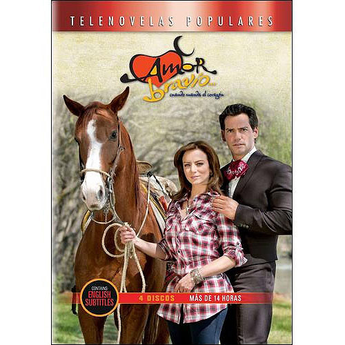 Amor Bravio (Fierce Love) (Spanish) (Full Frame) by TELAVISA