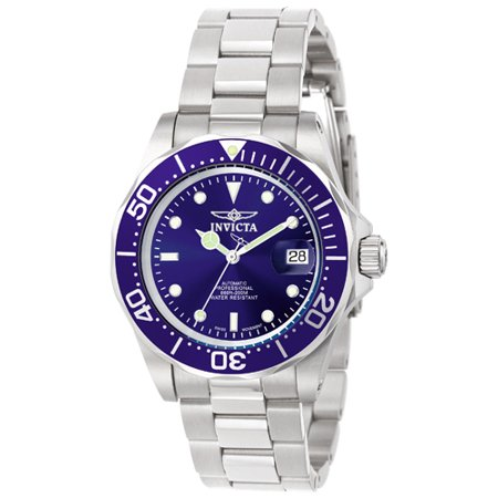 - Invicta Men's 9204 Pro Diver Collection Silver-Tone Watch