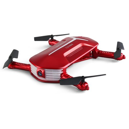 GoolRC T37 Mini 2.4G 6-Axis Gyro WIFI FPV 720P HD Camera Quadcopter Foldable G-sensor RC Selfie Pocket Drone