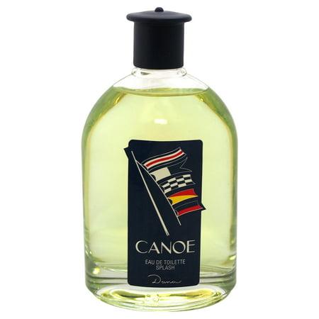 - Canoe for Men by Dana 8.0 oz 240 ml EDT Splash