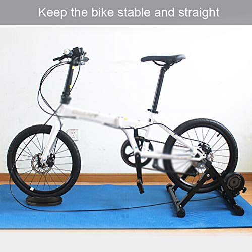Front Wheel Riser Bicycle Stabilizing Block Support Stand for Indoor Bikes