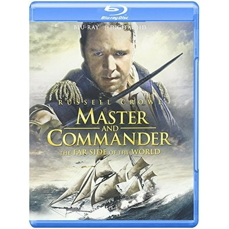 Master And Commander  Far Side Of The World  Blu Ray