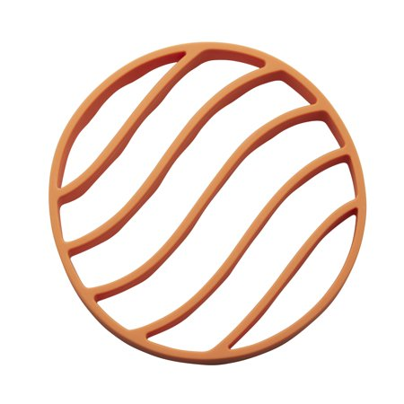 Instant Pot® Official Silicone Roasting Rack - Orange Copper Plated Oval Pot Rack