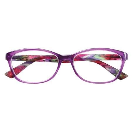 5344f206d3 Women s Reading Glasses - Sophie Readers - Spring Hinges - Walmart.com