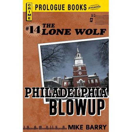 Lone Wolf # 14: Philadelphia Blowup - - Kmart Halloween Blowups