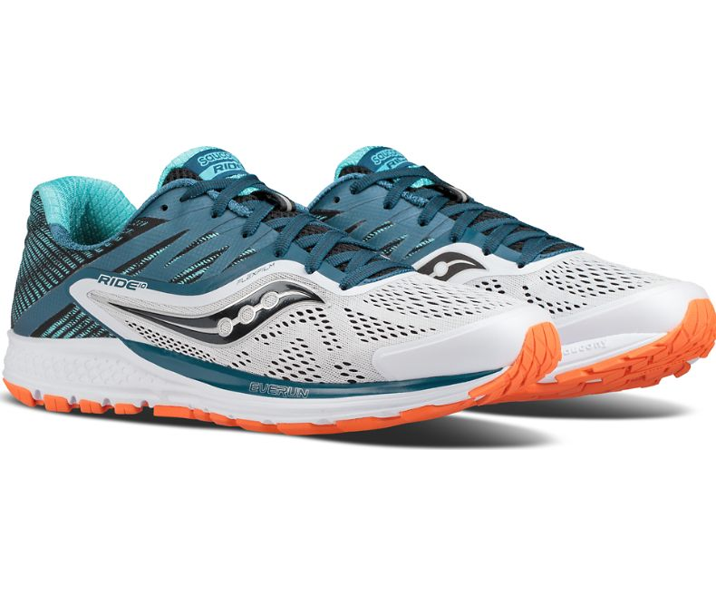 Saucony Ride 10 Running Shoes ( S20373 ) by SAUCONY