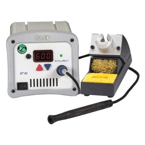 PACE ST-50 Soldering Station, Digital, 80W by PACE