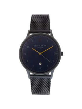 Ted Baker Men's Ethan TE50519008 Blue Stainless-Steel Japanese Quartz Fashion Watch