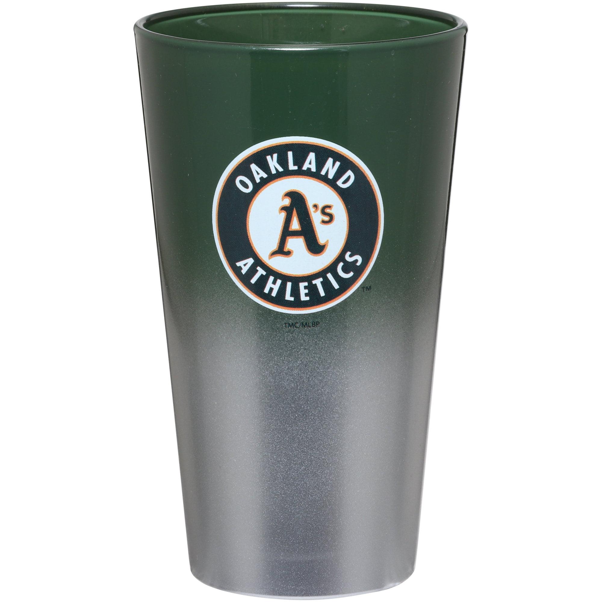 Oakland Athletics 16oz. Two-Tone Mixing Glass - No Size