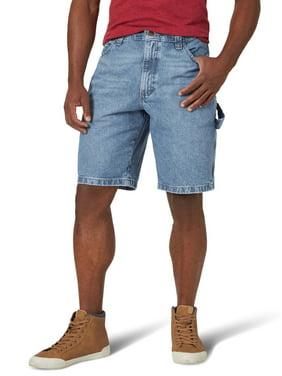 Wrangler Big & Tall Men's Denim Carpenter Short