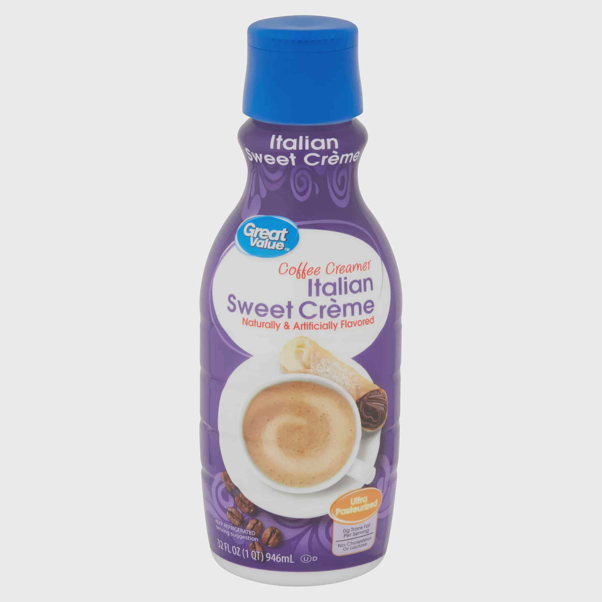 Italian Sweet Creme Coffee Creamer