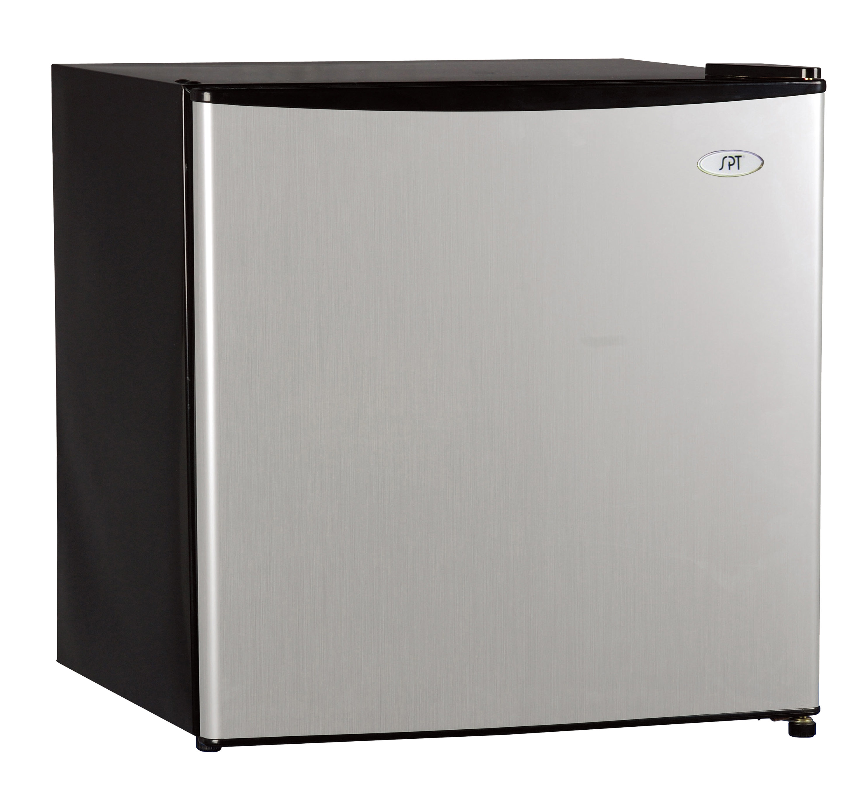 SPT 1.6 Cu. Ft. Compact Refrigerator Stainless Steel RF-164SS