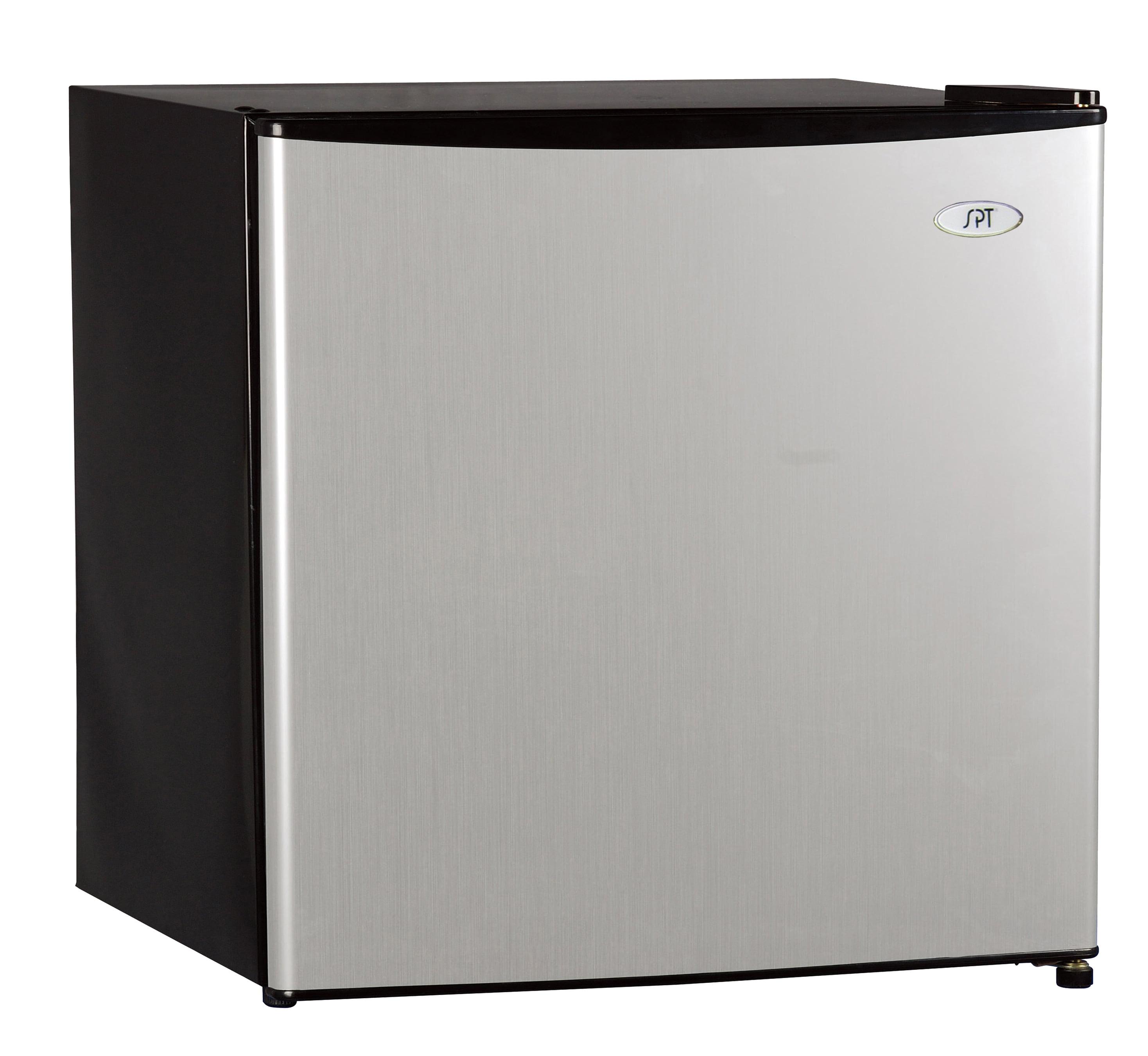 Sunpentown 1.6-cu. ft. Refrigerator, Stainless