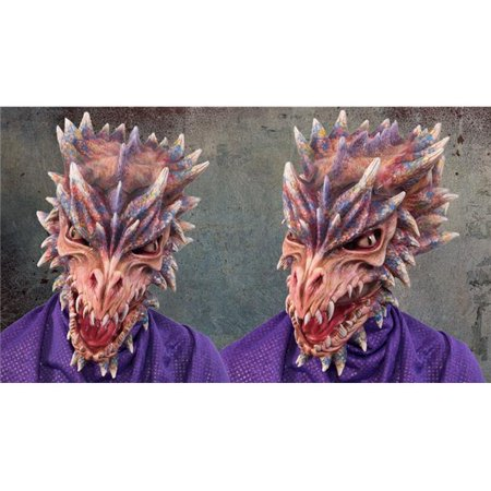Draco (Dragon) Moving Mouth - Moving Mouth Masks