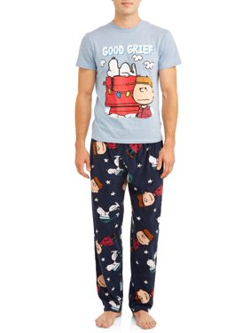 Peanuts Men's Pajama Set