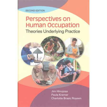 Perspectives on Human Occupation : Theories Underlying Practice (Model Of Human Occupation)