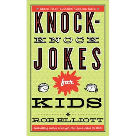Knock-Knock Jokes for Kids - Clean Kid Halloween Jokes
