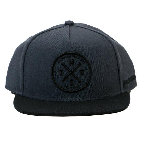 5429bca99 Hoonigan - Hoonigan Men's HITS Snapback Hat Charcoal - Walmart.com